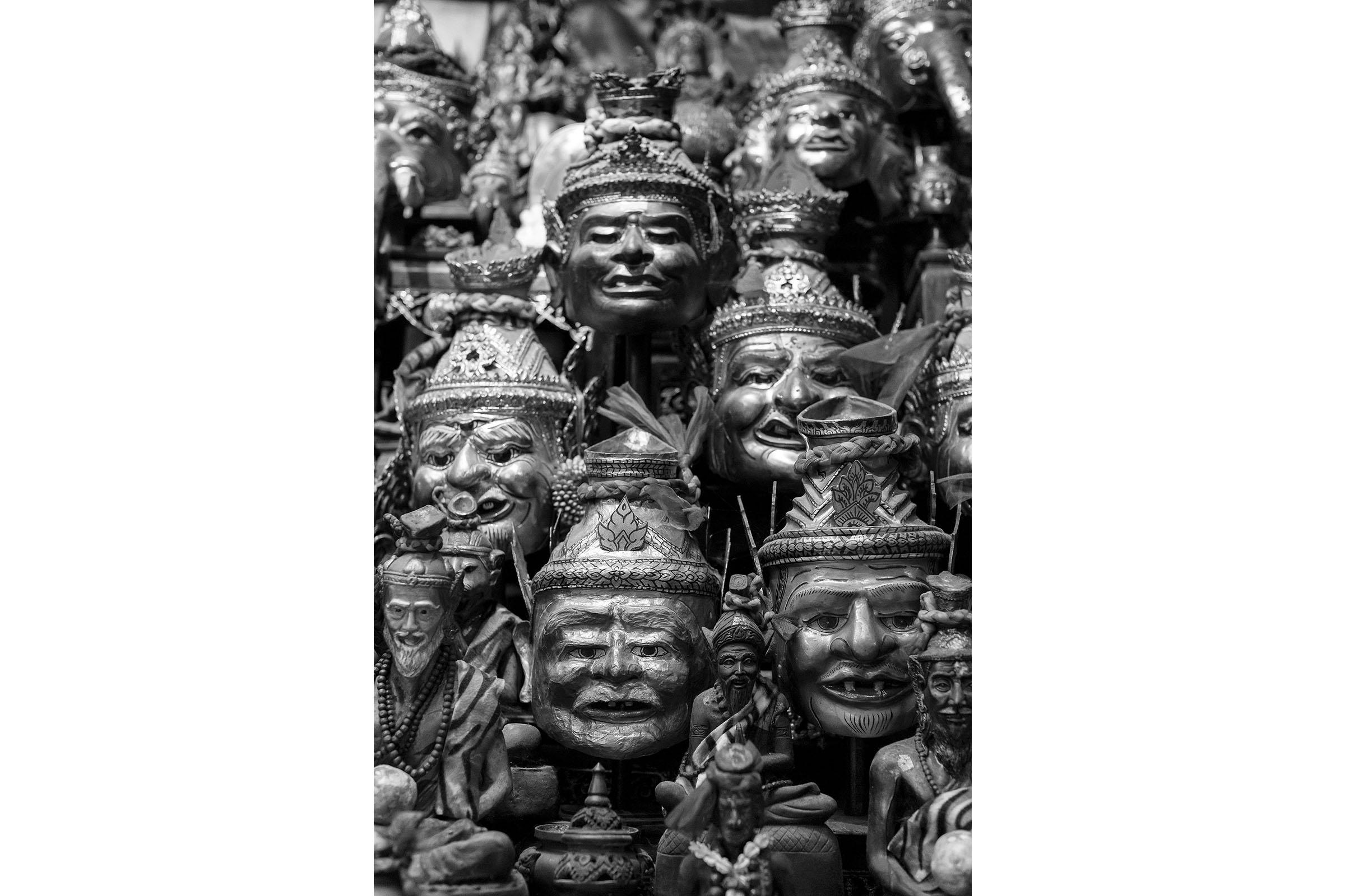 Ruesi Masks
